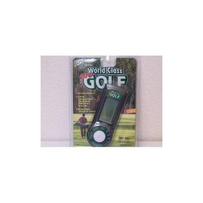 World Class Pro Golf Handheld Game (1998)