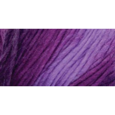 Roundbook Publishing Group, Inc. Elegant Yarns Kaleidoscope Yarn Purple Iris
