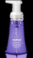 method french lavender foaming hand wash