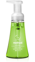 method foaming hand wash juicy pear