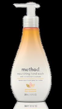Method Nourishing Hand Wash Almond Flower