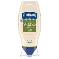 Hellmann's Mayonnaise Dressing Squeeze with Olive Oil 11.5 Oz