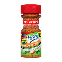 McCormick® Perfect Pinch® Sweet Onion & Herb Seasoning
