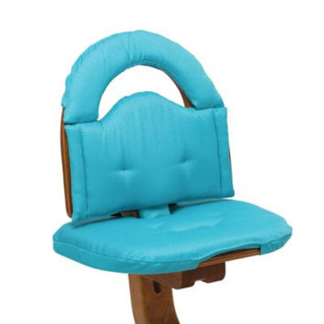 Svan High Chair / Youth Chair Cushion - Turquoise