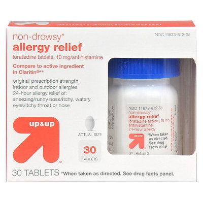 up & up Loratadine Allergy Relief Tablet