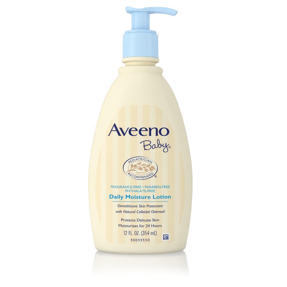 Aveeno® Baby Daily Moisture Lotion