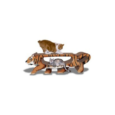 Imperial Cat 00188 Giant Tiger Cat Scratcher