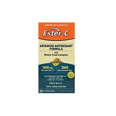 American Health Ester-C Advanced Antioxidant Formula - 90 Vegetarian Tablets