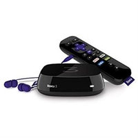 Roku 3 Streaming Media Player with Voice Search (2015 Version)