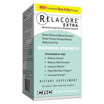 Basic Research Relacore Stress Mitigating Compount - 48 Count