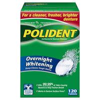 Polident Denture Cleaner Overnight Tabs 102-pk.