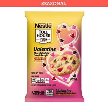 Nestlé® Toll House® Valentine Chocolate Chip Cookie Dough