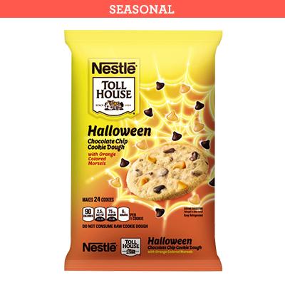 Nestlé® Toll House® Halloween Chocolate Chip Cookie Dough