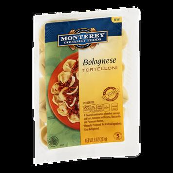 Monterey Gourmet Foods Tortelloni Bolognese