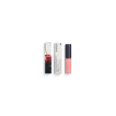 Korres Cherry Lip Gloss (45 Coral)