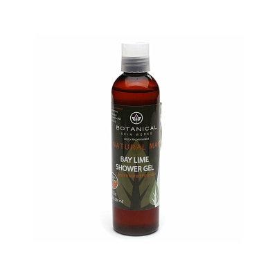 Botanical Skin Works Bay Lime Shower Gel