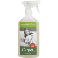 Naturally It's Clean Carpet, Natural Enzyme Stain/Odor Remover - Citrus - 16 oz