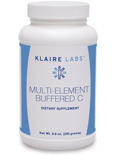 Klaire Labs, Multi-Element Buffered C Powder 250 g