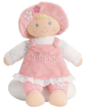 Gund Girls' My First Dolly Plush Doll - 13