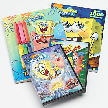 Kohls Spongebob Squarepants Bundle