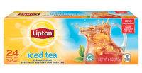 Lipton Iced Tea Bags