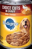 Pedigree® Choice Cuts® in Gravy with Chicken