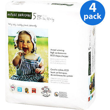 Nature Babycare - Eco Diapers, count 92, Size 5