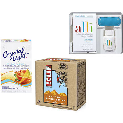 Alli Weight Loss 60mg Starter Pack, 60ct