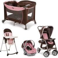 Safety 1st Jaunt Travel System - Marlowe Rose