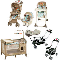 Baby Trend - Houston Collection Baby Gear Bundle