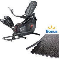 Utilus Inc Schwinn 520 Reclined Elliptical Trainer