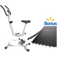 Cap Barbell CHB-U2101 Velocity Exercise Magnetic Upright Exercise Bike