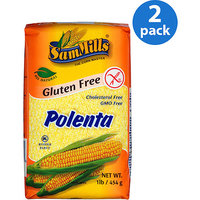 Sam Mills Polenta Gluten Free - 1 lb
