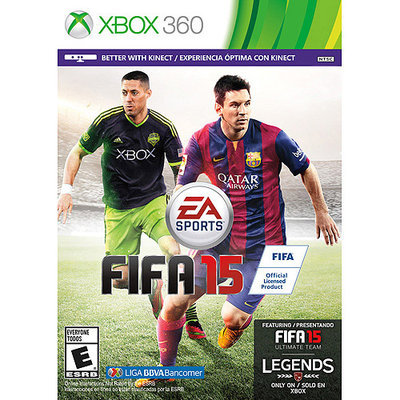 EA FIFA 15 Ultimate Team Edition Xbox 360