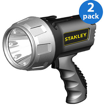 Stanley Sl5hs Rechargeable Li-ion Led Spotlight With Halo Power-saving Mode [5 Watts]