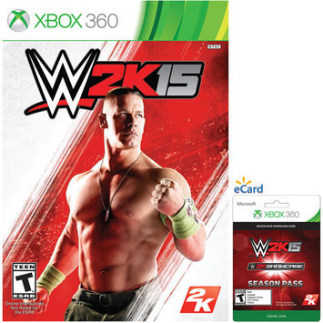 Take Two Interactive Sw Wwe 2k15 - Xbox 360