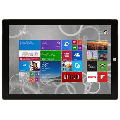 Microsoft Corp. Microsoft - Surface Pro 3 - 512GB - Intel I7 - Silver