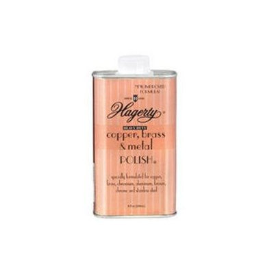 Hagerty Heavy Duty Copper, Brass, and Metal Polish 21080