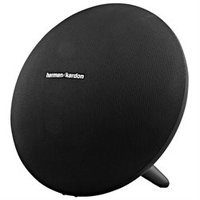 HARMAN KARDON Onyx Studio 3 Portable Bluetooth speaker with rechargeable battery and built-in microphone - Black