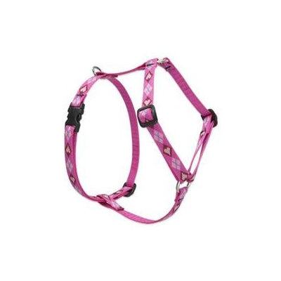 Lupine Pet 746889142829 Puppy Love 9 In-14 In. Roman Harness