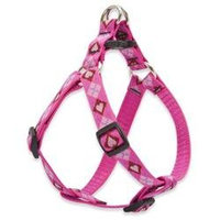 Lupine Pet 746889142454 Puppy Love 20 In-30 In. Step In Harness