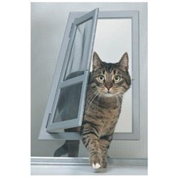 Perfect Pet by Ideal Screen Door Pet Passage