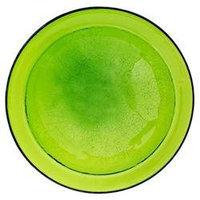 ACHLA Designs CGB-05FG Crackle Bowl in Fern Green