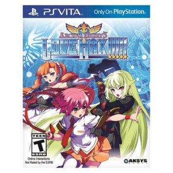 Aksys Arcana Heart 3: Love Max (PlayStation Vita)