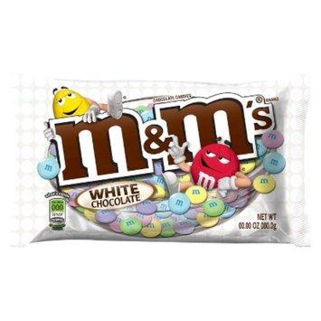 M&M's M&Ms White Chocolate Candy 9.9 oz