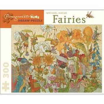 Pomegranate Communications Michael Hague Fairies Puzzle 300 Pcs Ages 6+