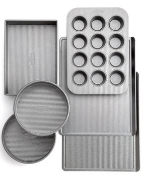 USA Pan Bakeware, 6 Piece Set