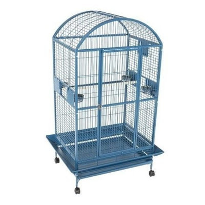 A E Cage Company A and E X-Large Dometop Bird Cage Sand