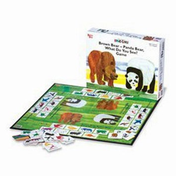 Brown Bear Panda Bear What Do You See? Game Ages 3+, 1 ea
