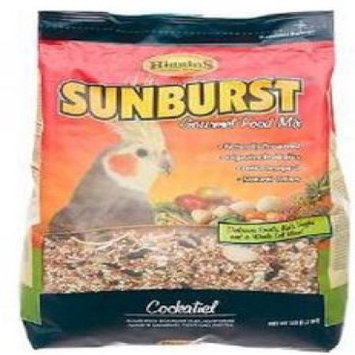 Higgins Pet Food Higgins Sunburst Cockatiel Food 25lb